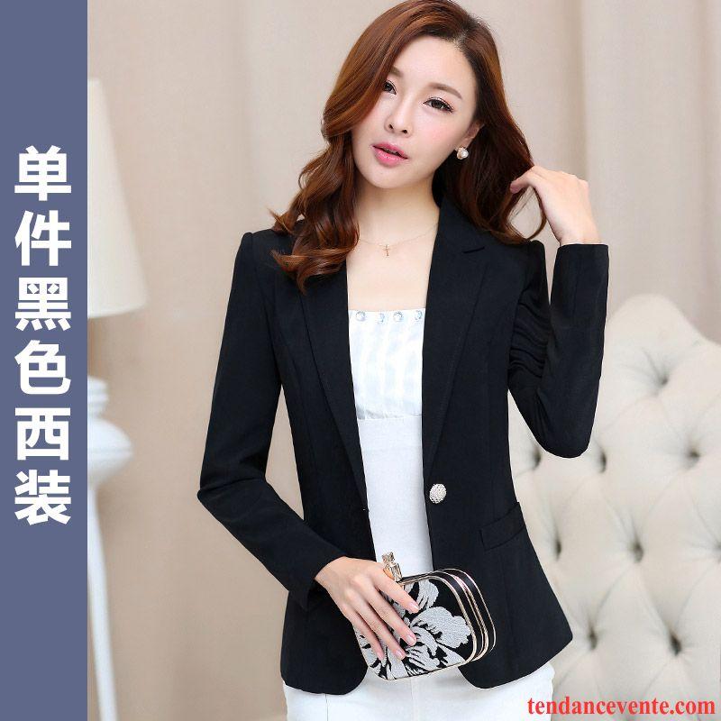 blazer cintr femme slim pardessus longues blazer hiver l. Black Bedroom Furniture Sets. Home Design Ideas