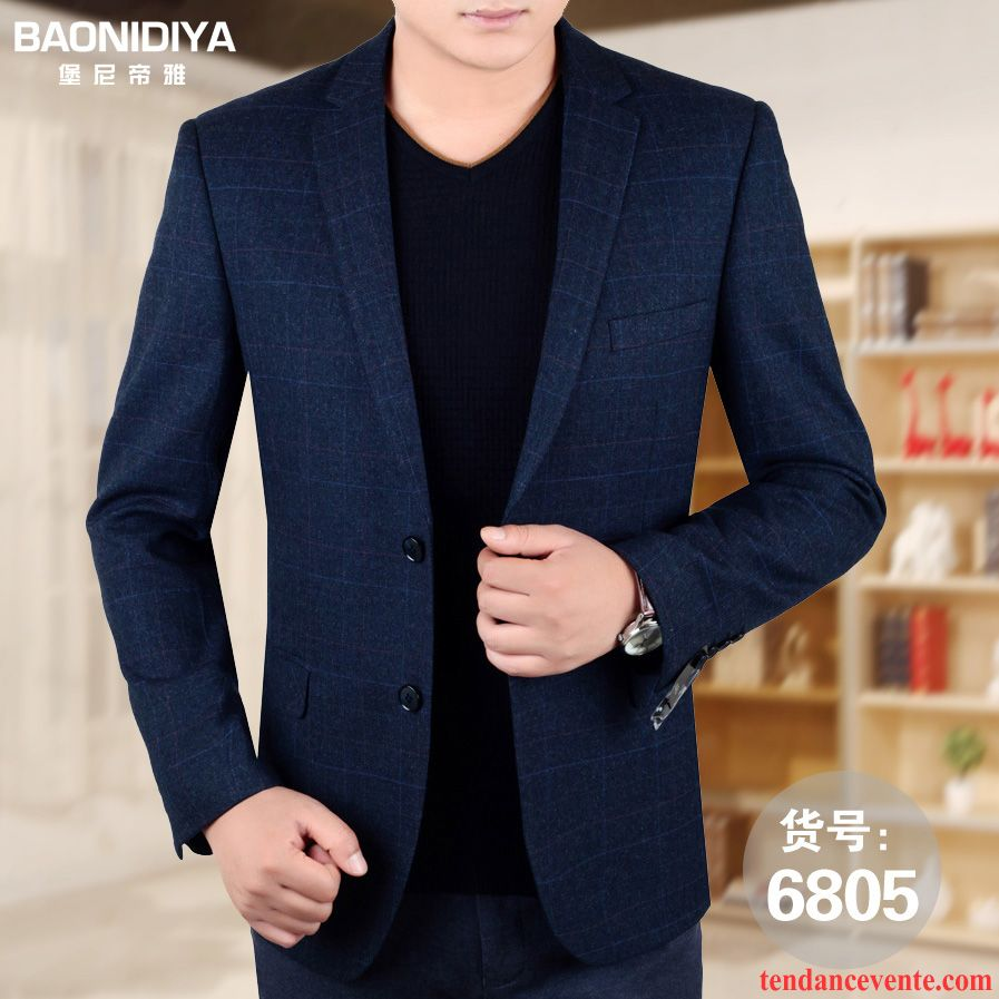 blazer homme de marque tendance hiver l 39 automne une veste. Black Bedroom Furniture Sets. Home Design Ideas