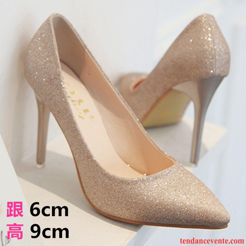 Chaussures de mariage automne noires femme JpeA2Y