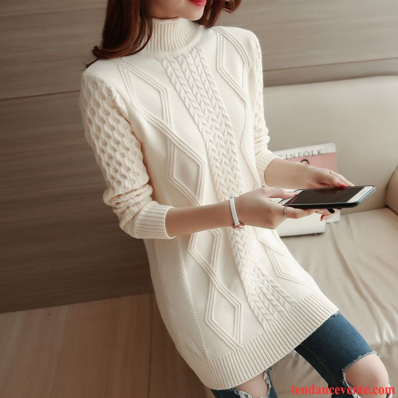 gilet gris clair femme longue pull tendance pullovers. Black Bedroom Furniture Sets. Home Design Ideas