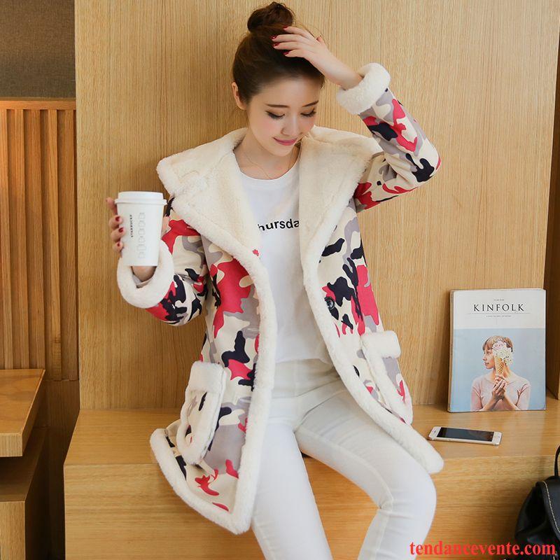 manteau blanc femme cardigan renforc hiver longue chauds. Black Bedroom Furniture Sets. Home Design Ideas