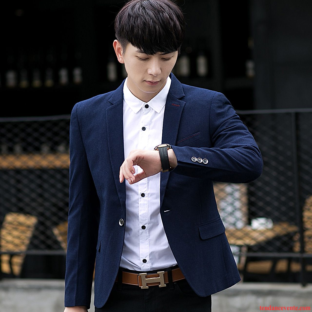 parka habill homme beautiful fournir homme new look veste zippe en similicuir noir meilleur. Black Bedroom Furniture Sets. Home Design Ideas