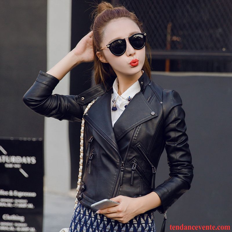 Veste courte femme argent
