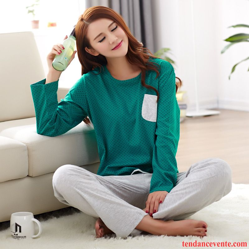 pyjamas velours femme bootcut taillissime longues l 39 automne femme coton bio pullovers ensemble. Black Bedroom Furniture Sets. Home Design Ideas