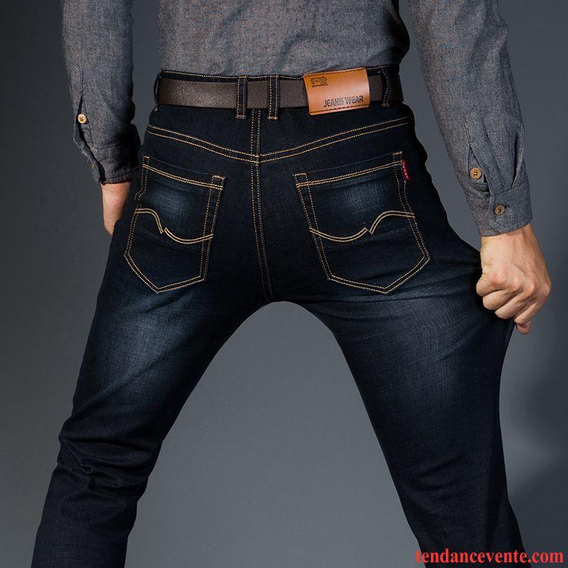 veste homme en jean pas cher homme extensible slim. Black Bedroom Furniture Sets. Home Design Ideas