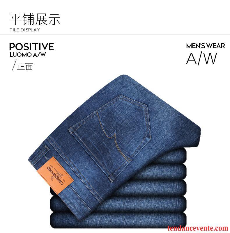 jeans noir homme effet huil jambe droite pantalon de. Black Bedroom Furniture Sets. Home Design Ideas