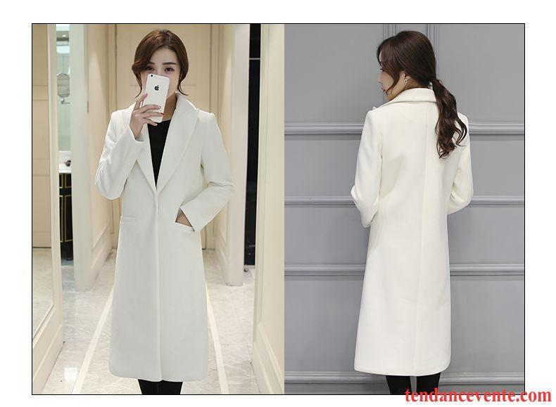 manteau long femme hiver blanc mod les co teux de vestes. Black Bedroom Furniture Sets. Home Design Ideas