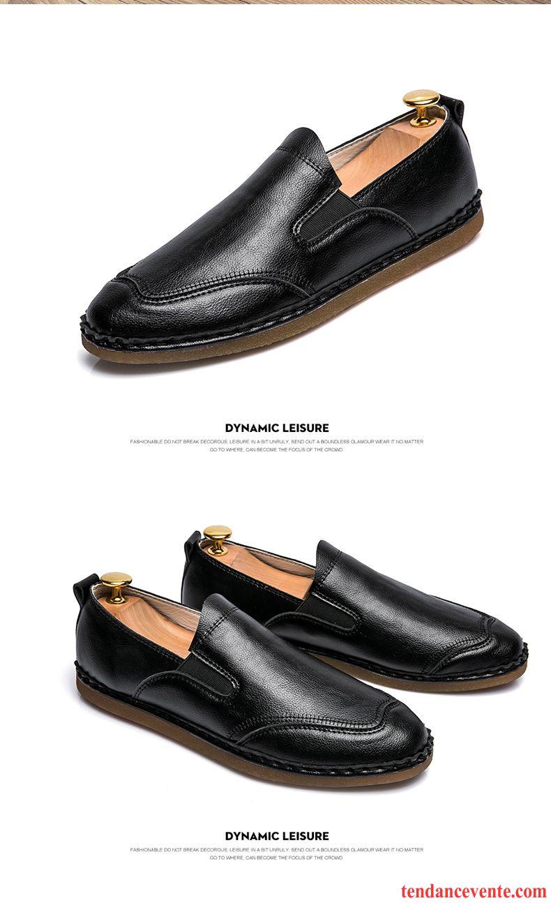 mocassin montant homme d contract e angleterre tendance derbies homme chaussures de conduite. Black Bedroom Furniture Sets. Home Design Ideas