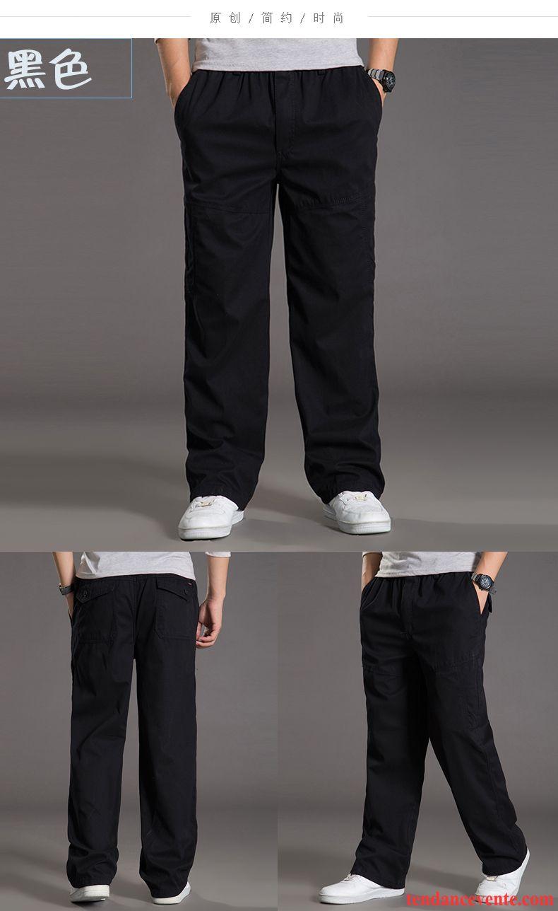 pantalon fluide noir lastique gros graisse coton bio homme pantalon bureau baggy taillissime brun. Black Bedroom Furniture Sets. Home Design Ideas