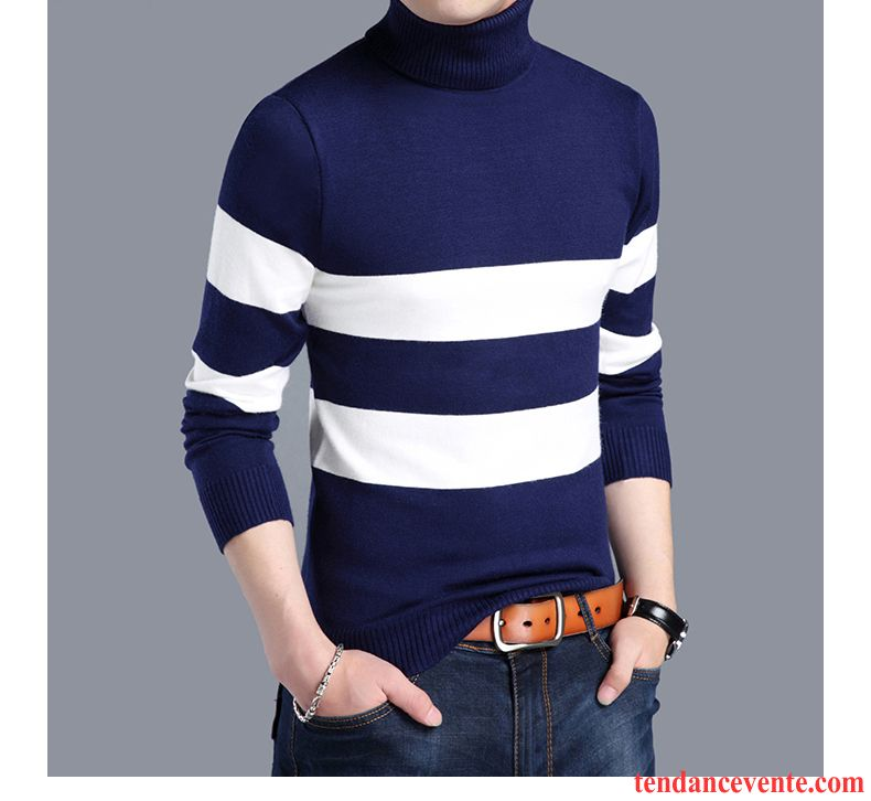 Pull grande taille homme pas cher pullovers chauds tricots - Pyjama homme grande taille pas cher ...