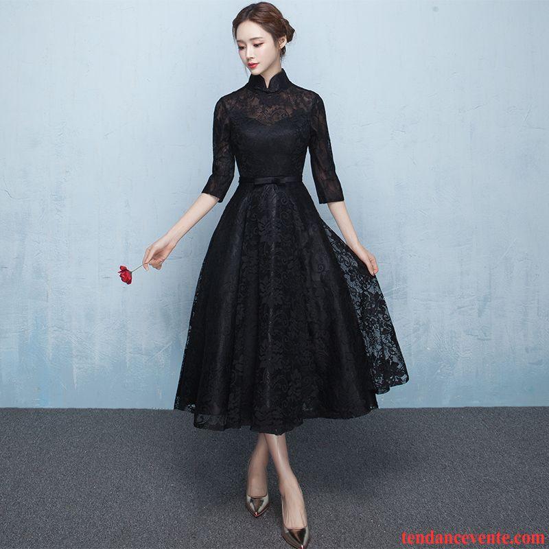 Achat De Robe Longue Longues L automne Femme Slim Mode Hiver Robe Ambre c4382561492