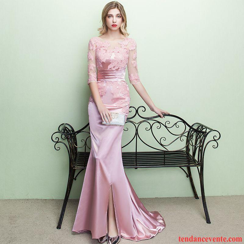 robes ete originales longue slim femme mode robe queue de poisson l gant. Black Bedroom Furniture Sets. Home Design Ideas
