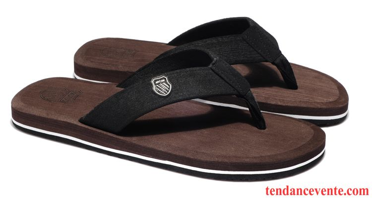 magasin d'usine 9dbd9 5c22f Chausson Homme Grande Taille Antidérapant Plage Chaussons ...