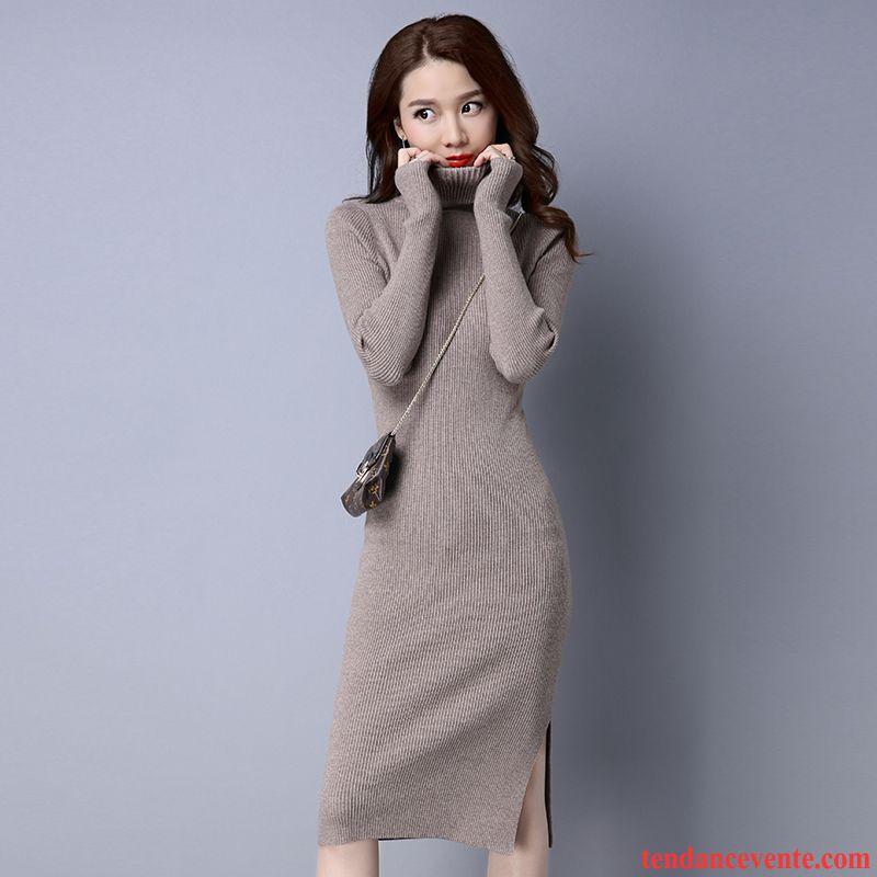 5d6ad614db5 Robe pull femme hiver pas cher – Robes de soirée élégantes ...