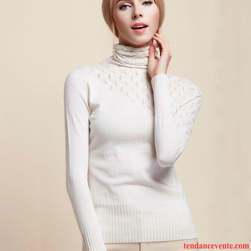 Gilet Gris Clair Femme Femme Haut Court Hiver Fleur Pull Slim Tricots En Maille L'automne Pullovers Marron