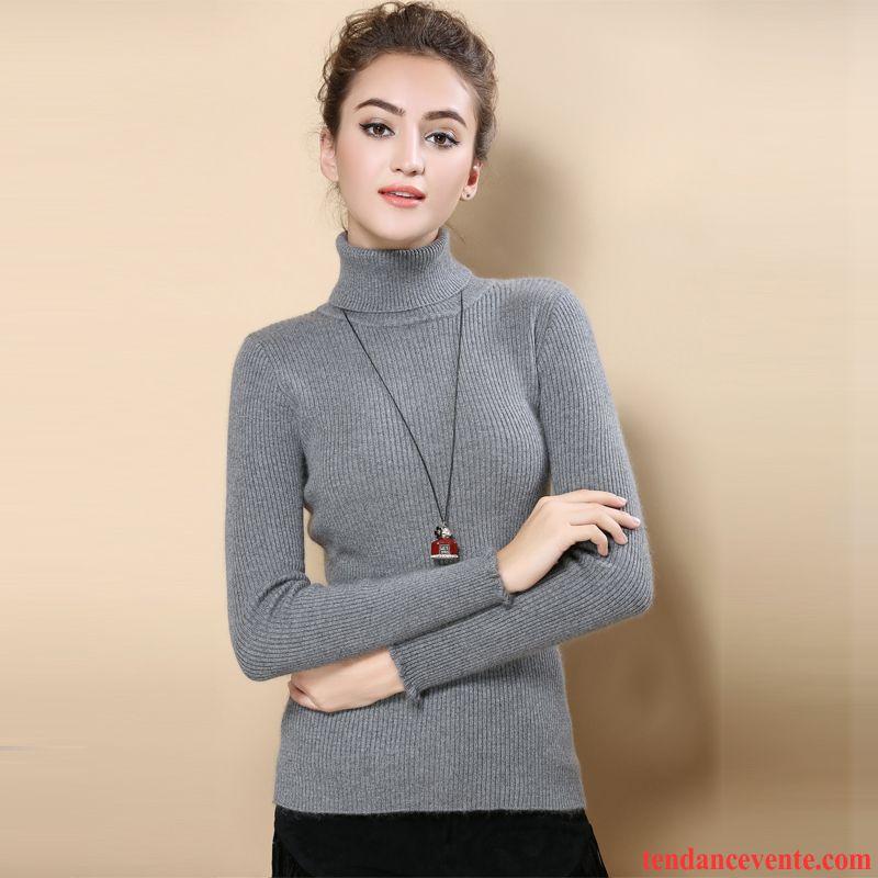 gilet long gris femme court slim pull haut court moulant en maille femme l 39 automne chemise en. Black Bedroom Furniture Sets. Home Design Ideas