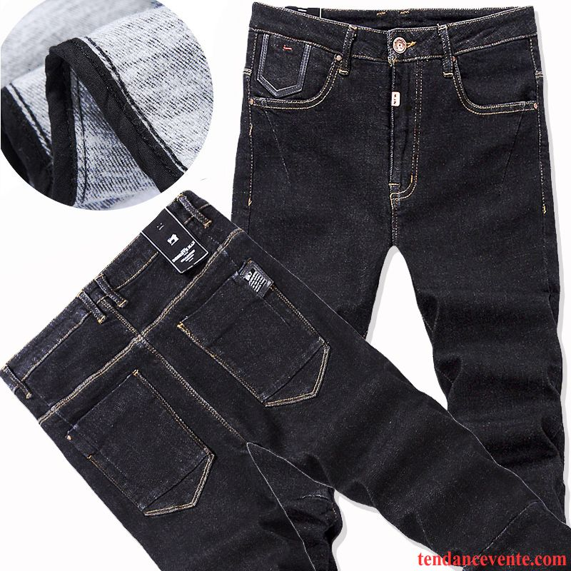 jeans slim noir homme pas cher site de v tements en jean la mode. Black Bedroom Furniture Sets. Home Design Ideas