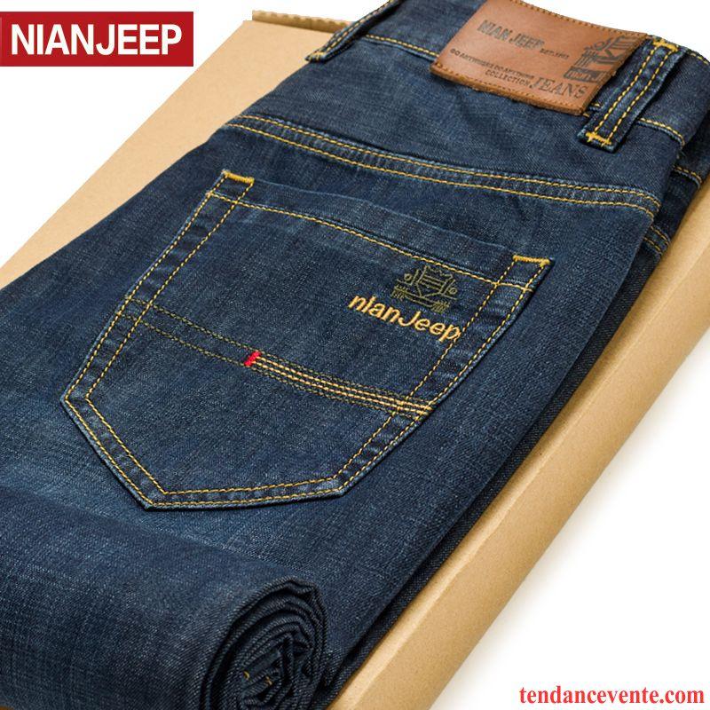 jeans homme taille basse pantalon jambe droite homme de. Black Bedroom Furniture Sets. Home Design Ideas