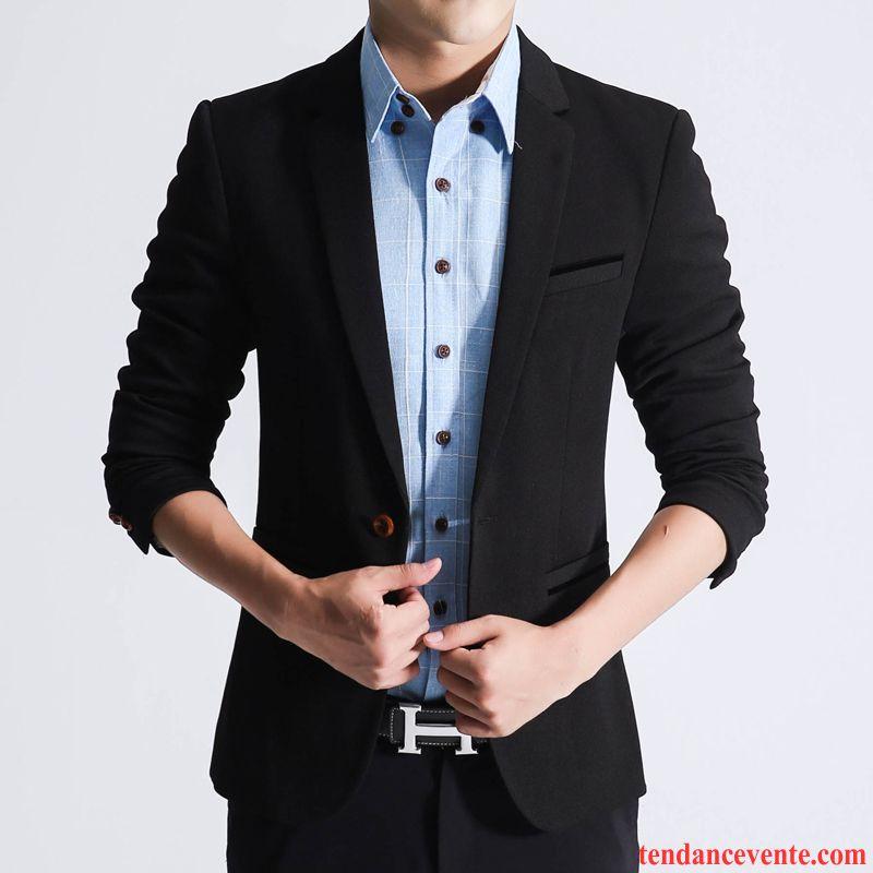 Veste homme velours noir grande taille