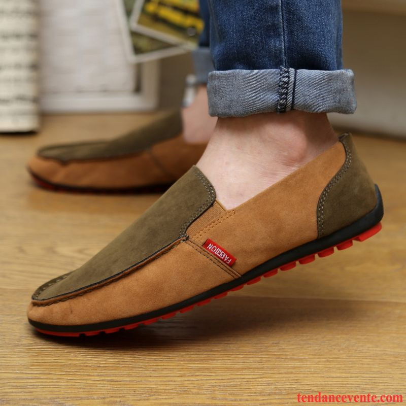 Chaussure Bicolore Marinepas Cher Homme shCQxdtr