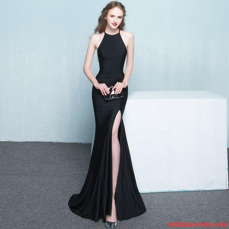 acheter robe soir e mince longue robe hiver l 39 automne l gant femme mode saphir. Black Bedroom Furniture Sets. Home Design Ideas