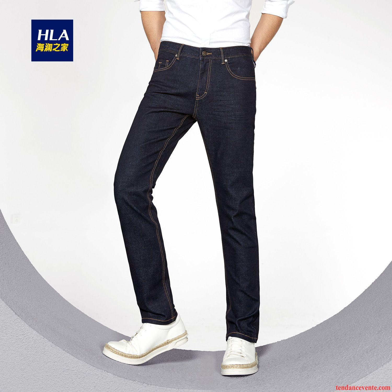 Slim Pantalon Homme Jambe Droite Pantalon Légèrement Homme Delavé Mode L'automne Chameau