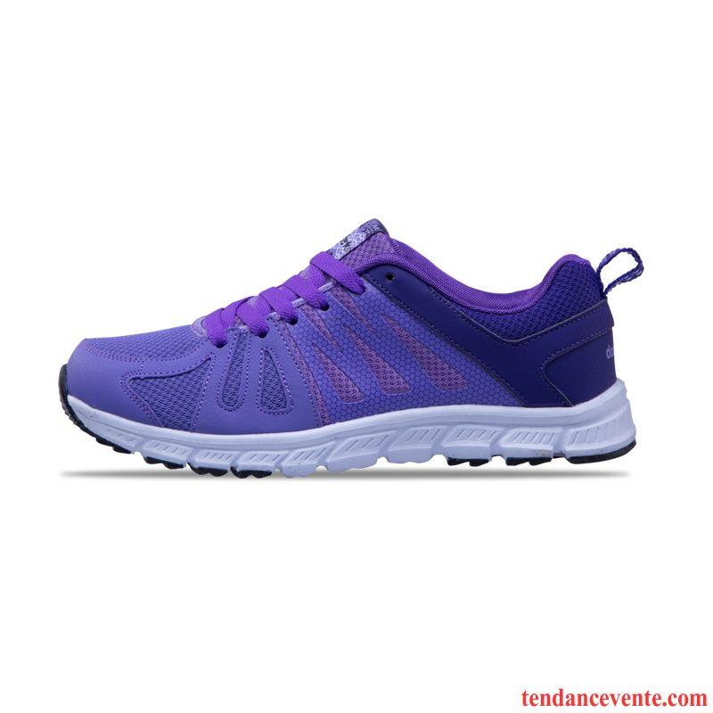 Vente De Chaussures De Running En Ligne Léger Sport Décontractée Net Respirant Fantaisie Le Jogging Mode Femme Homme