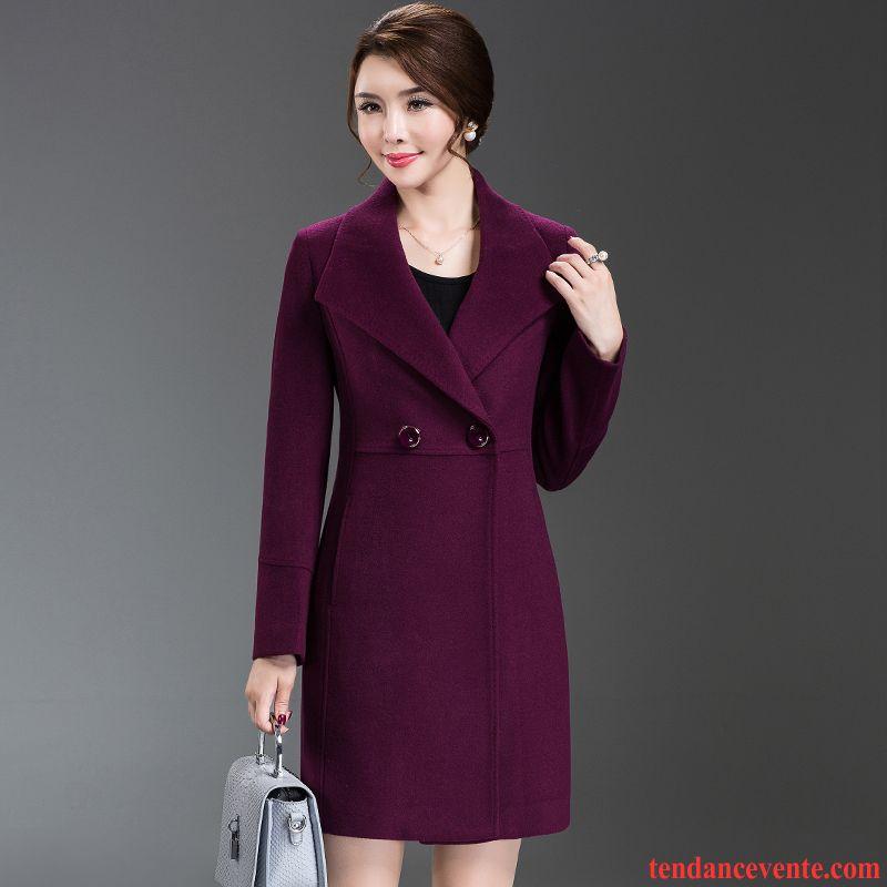 manteau femme chaud hiver manteau de laine costume veste tendance slim pardessus femme courte. Black Bedroom Furniture Sets. Home Design Ideas